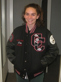 Canyon Crest Academy Letterman Jacket