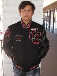 Canyon Crest Academy Letterman Jacket