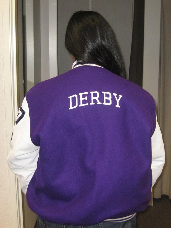 Carlsbad High School Letterman Jacket