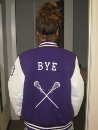 Carlsbad High School Letterman Jacket