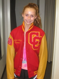 Cathedral Catholic High School Letterman Jacket