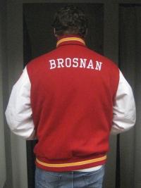 Cathedral Catholic High School Letterman Jacket