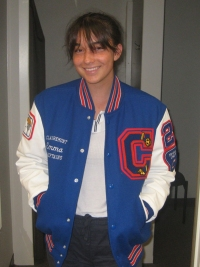 Clairemont High School Letterman Jacket