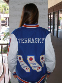 Clairemont High School Letterman Jacket