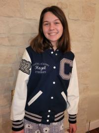 Coastal Academy Letterman Jacket