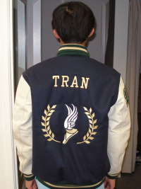 Del Norte High School Letterman Jacket