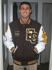 El Camino High School Letterman Jacket
