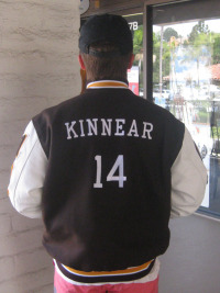 El Camiino High School Letterman Jacket