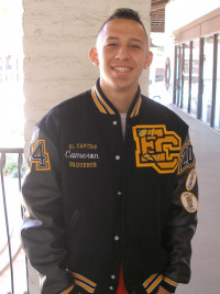 El Capitan High School Letterman Jacket