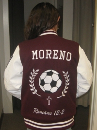 Escondido Charter High School Letterman Jacket