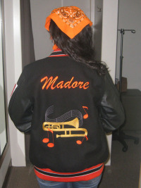 Escondido High School Letterman Jacket