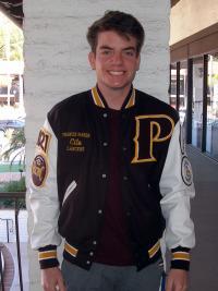 Francis Parker Letterman Jackets
