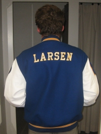Grossmont High School Letterman Jacket