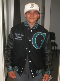 Guajome Park High School Letterman Jacket