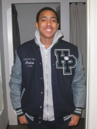 Horizon Prep Letterman Jacket