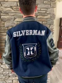 Horizon Prep High School Letterman Jacket