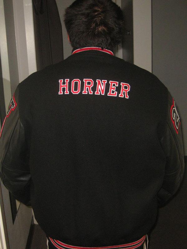 Imperial High School Letterman Jacket