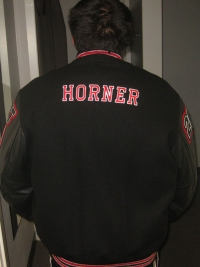 Imperial High School Letterman Jacket