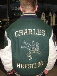 La Costa Canyon High School Letterman Jacket