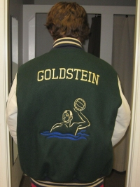 La Costa Canyon High School Letterman Jacket