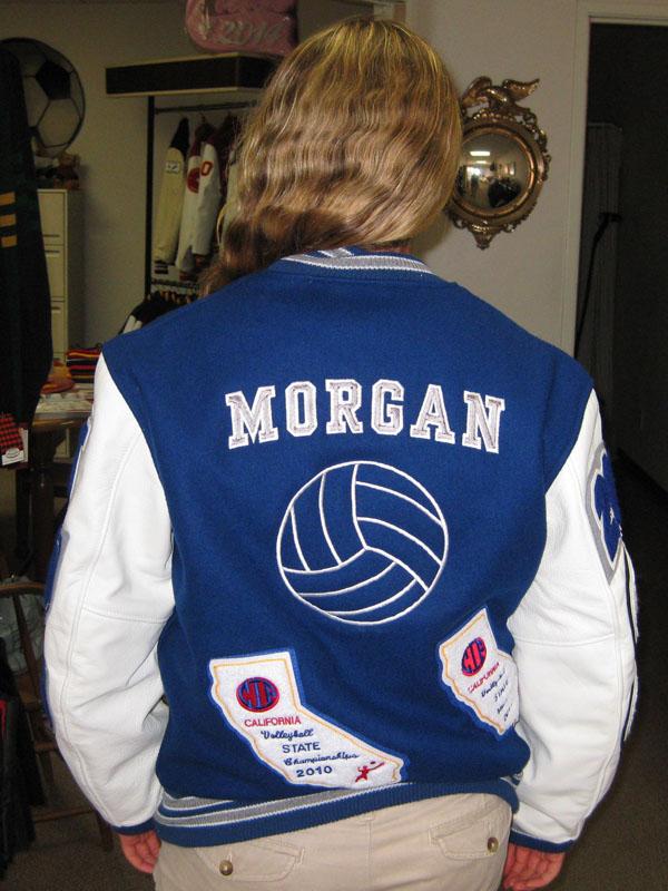 La Jolla Country Day Letterman Jacket