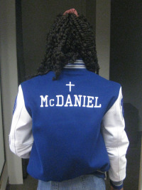 La Jolla Country Day Letterman Jacket