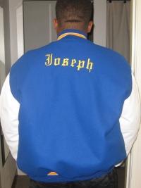 Mira Mesa High School Letterman Jacket