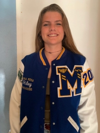 Mira Mesa High School Letterman Jacket