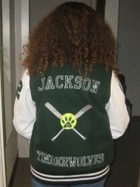 Mission Vista High School Letterman Jacket