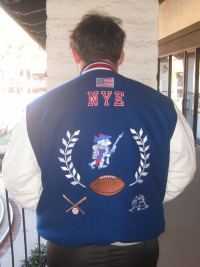 Orange Glen High School Letterman Jacket