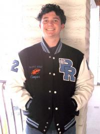Pacific Ridge High School Letterman Jacket