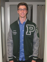Poway High School Letterman Jacket