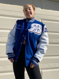 Rancho Bernardo High School Letterman Jacket