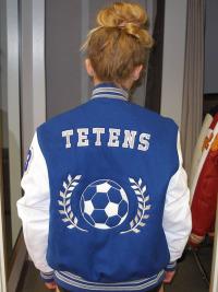 Rancho Bernardo High School Letterman Jacket
