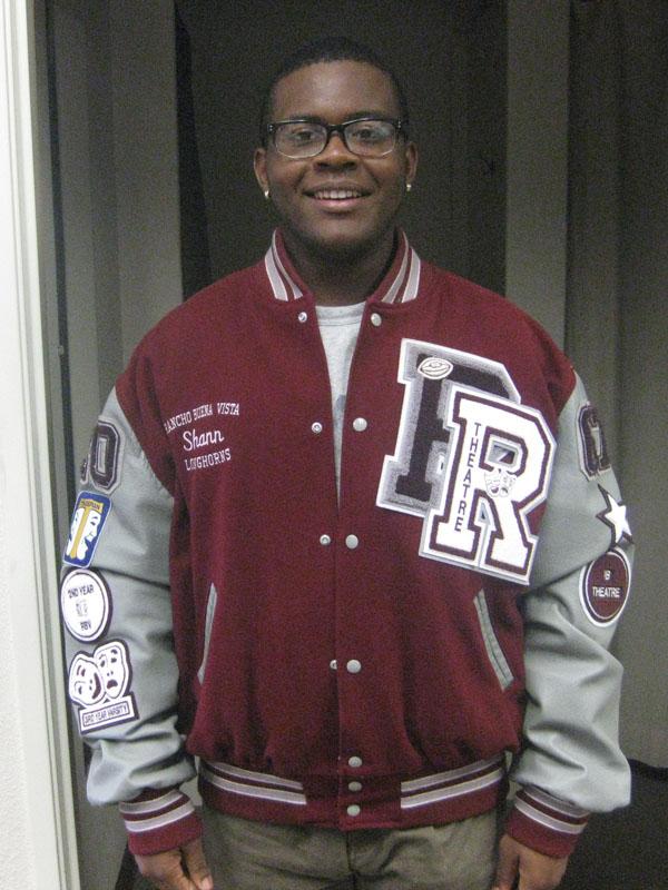Rancho Buena Vista High School Letterman Jacket