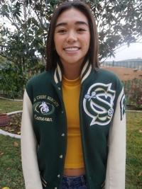 Sage Creek High School Letterman Jacket