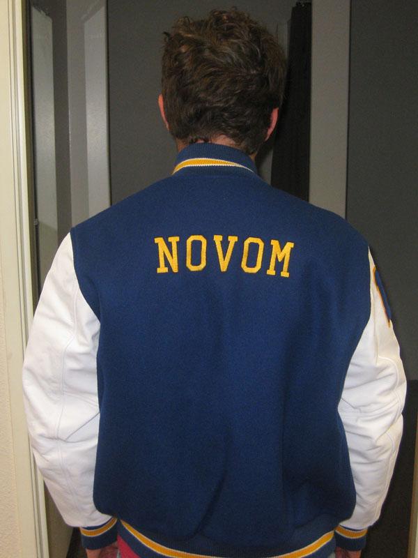 San Diego Jewish Academy Letterman Jacket