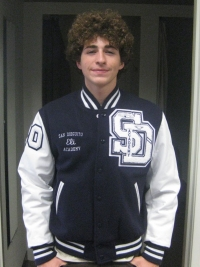 San Dieguito Academy Letterman Jacket