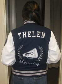 San Marcos High School Letterman Jacket