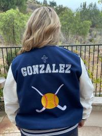 San Marcos High School Letterman Jacket