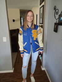 San Pasqual High School Letterman Jacket