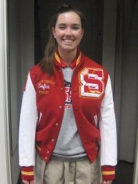 Santa Fe Christian High School Letterman Jacket