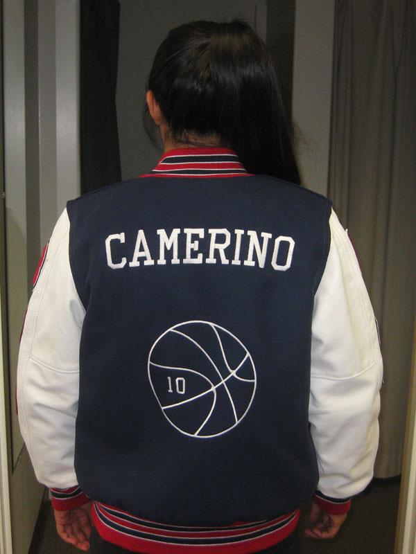 Scripps Ranch High School Letterman Jacket