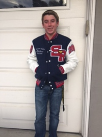 Scripps Ranch High School Letterman Jacket
