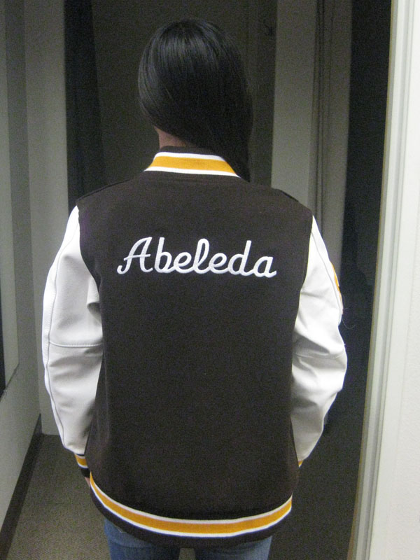 Serra High School Letterman Jacket