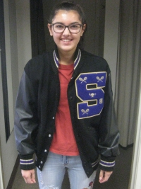 Southwest High School Letterman Jacket