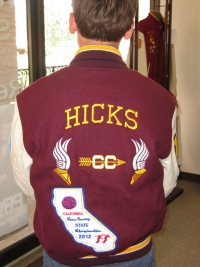 The Bishop's School Letterman Jacket