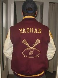 The Bishop's School Letterman Jacket