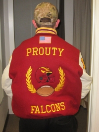 Torrey Pines High School Letterman Jacket