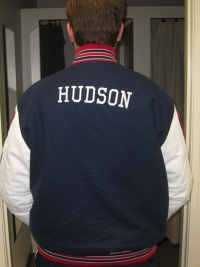 Tri-City Christian Letterman Jacket